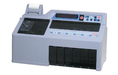 ダイト 硬貨選別計数機 プリンター付 DCV-10P