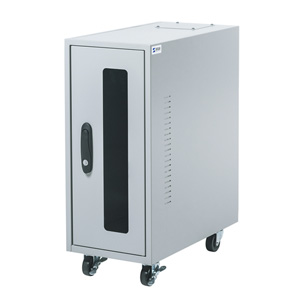 サンワサプライ 簡易防塵ハブボックス(2U) MR-FAHBOX2U