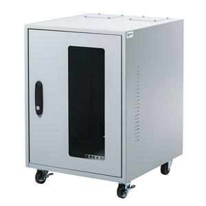 サンワサプライ 簡易防塵ハブボックス(6U) MR-FAHBOX6U