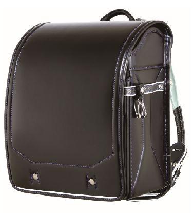 國鞄(コクホー) ランドセル デカマックス ブラック/ブルー NA79756-31