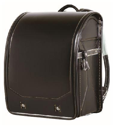 國鞄(コクホー) ランドセル デカマックス ブラック/ゴールド NA79756-71