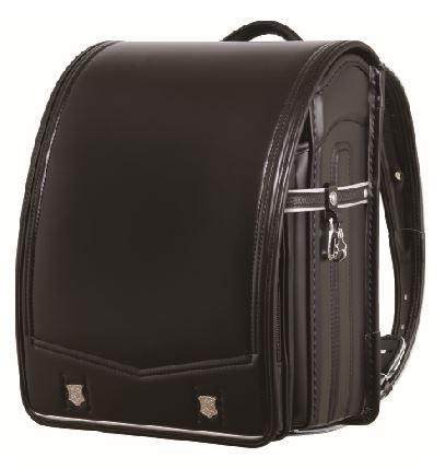 國鞄(コクホー) ランドセル プラチナカラーキッズ ブラック PB6655-01