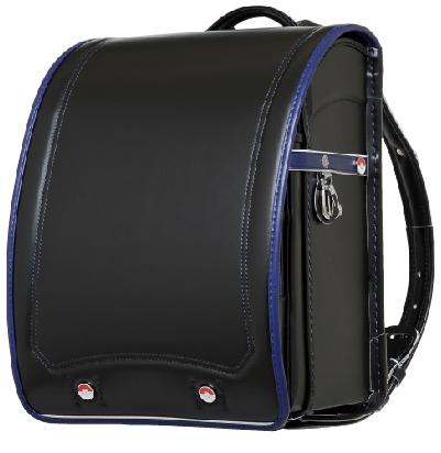 國鞄(コクホー) ランドセル ポケットモンスター ブラック/ブルー PXR-590-31