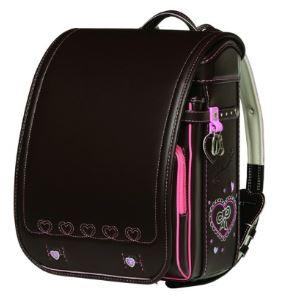國鞄(コクホー) ランドセル 姫娘 キュービー型 ボルドー/スウィート HI72756-85