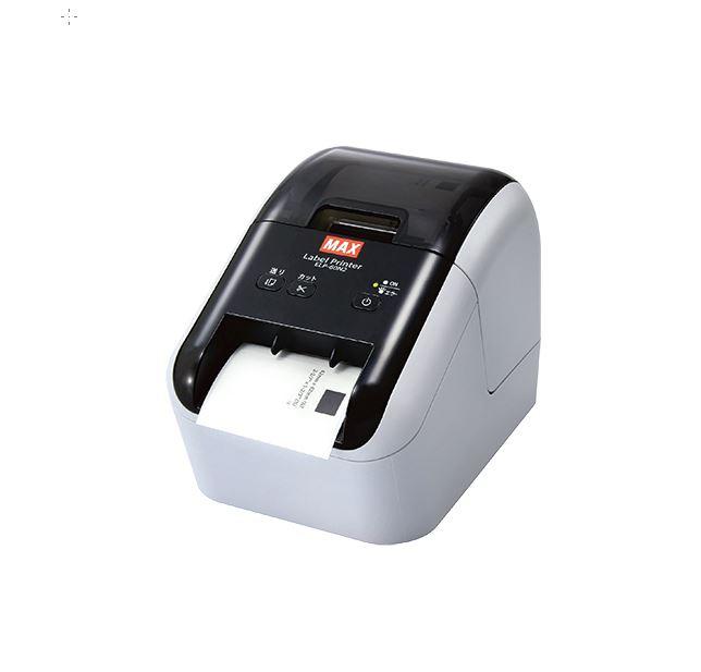 マックス 感熱ラベルプリンタ PC接続専用 ラベル作成ソフト付 ELP-60N2 [ IL90307 ]