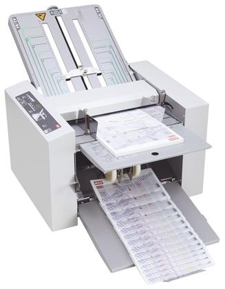マックス 紙折り機 B7~A3対応 EPF-400 [ EF90017 ]