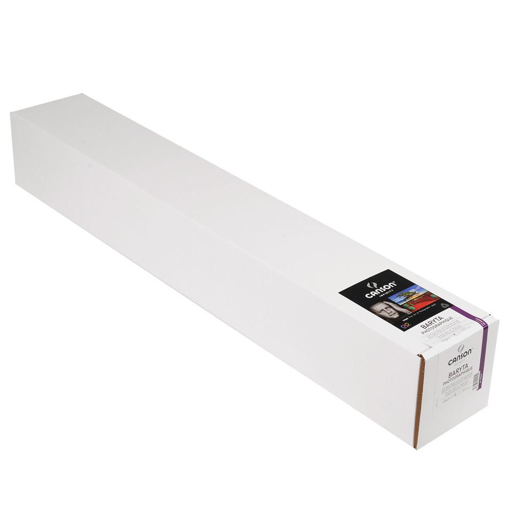キャンソン インフィニティ フォト系インクジェット用紙 バライタ・フォトグラフィック 36インチ×50フィート 1本入