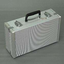 マスミ鞄嚢 アルミトランクケース 小型 内寸368×208×蓋43 小型 マスミ鞄嚢/本体75mm シルバー シルバー EN-39, 鎌倉サンデーマート:27abc11f --- sunward.msk.ru