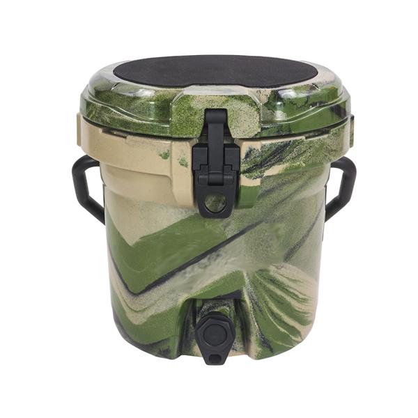 ICELANDCOOLER HardWaterJug(ハードウォータージャグ) 2.5GL(9.34L) Army Camo(アーミーカモ)