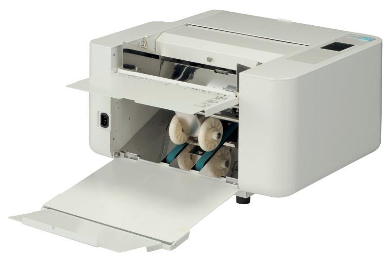 ライオン事務器 全自動紙折機(ブレーキタイプ) LF-A601