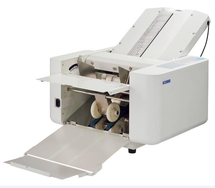 ライオン事務器 全自動紙折機(ストッパータイプ) LF-S670