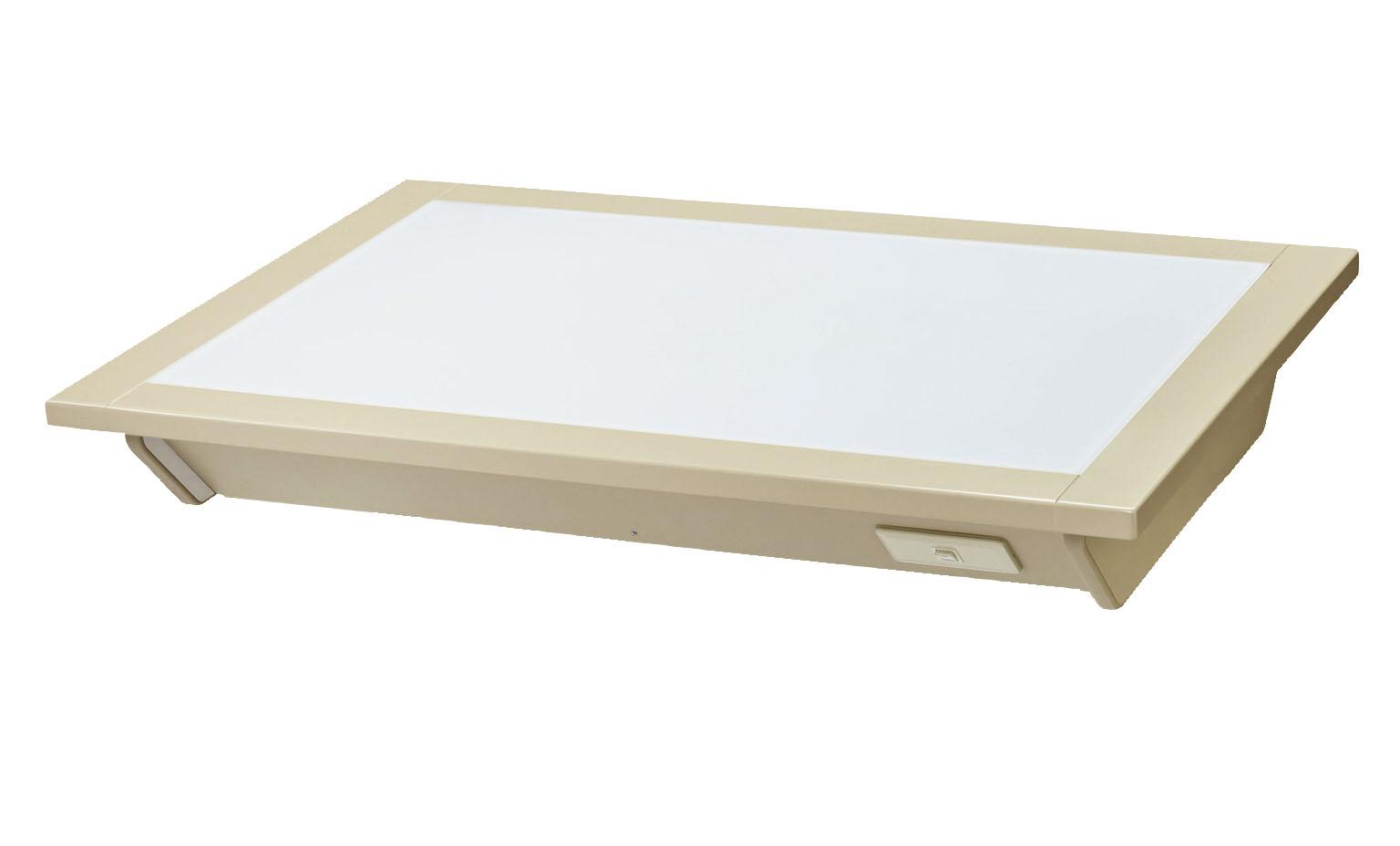 ライオン事務器 LED卓上型トレース台 A1判 LTR-A1T [ 403-81 ]