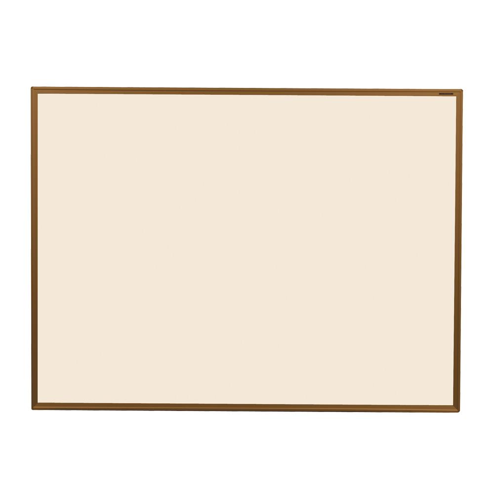 馬印 スリーウェイ掲示板カラーアルミ枠(ベージュ) KP34C