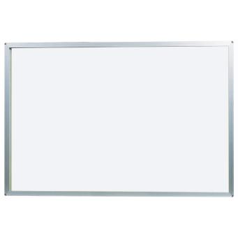 馬印 ケース型カラーボード スチール 900×600mm ホワイト KRV23