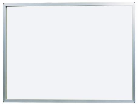 馬印 ケース型カラーボード スチール 1200×900mm ホワイト KRV34