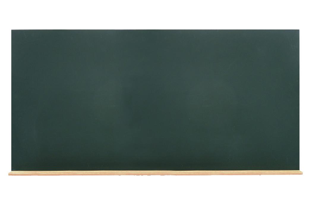 馬印 木製黒板 壁掛 グリーン W36G