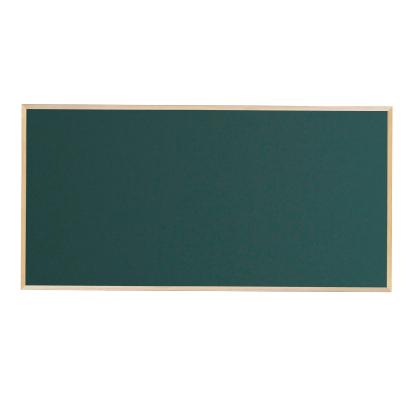 馬印 木枠ボード スチールグリーン黒板 1800×900mm WOS36