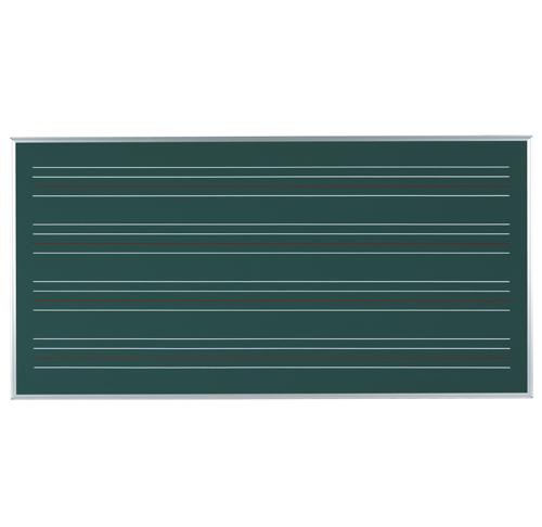 馬印 教材用黒板 ローマ字黒板(外国語) L4-S36