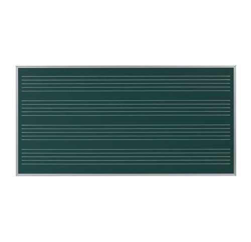 馬印 教材用黒板 五線黒板(音楽) L5-S36