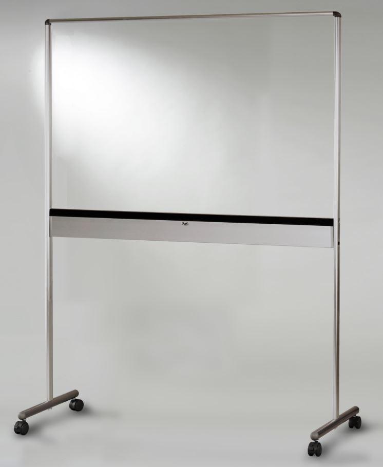 馬印 片面透明ボード ヨコ型 UDTP34YN