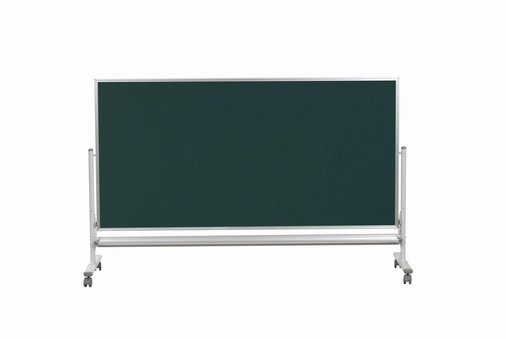 馬印 低位置黒板 両面 黒板/黒板 スチールグリーン MSL36TDN