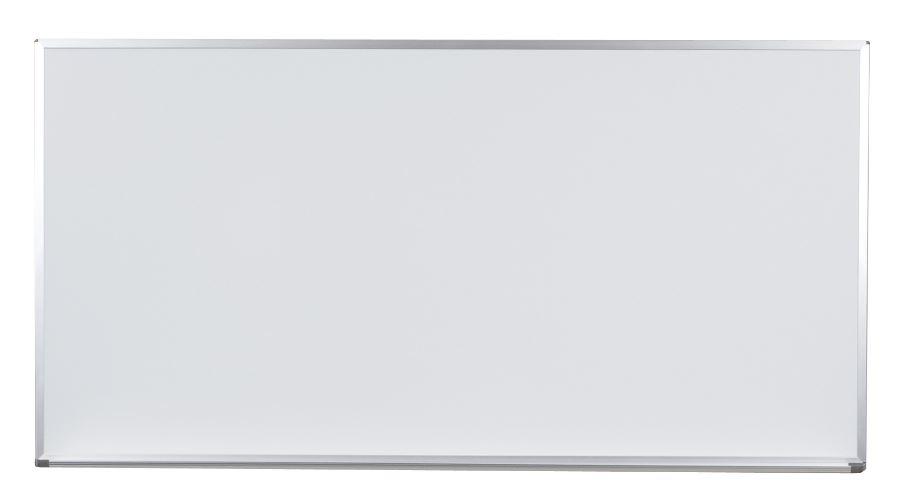 馬印 Pシリーズ 壁付ホワイトボード 片面 ニッケルホーロー PH306