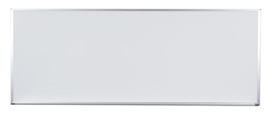 馬印 Pシリーズ 壁付ホワイトボード 片面 ニッケルホーロー PH308