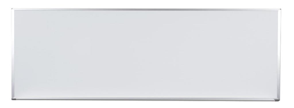 馬印 Pシリーズ 壁付ホワイトボード 片面 ニッケルホーロー PH309