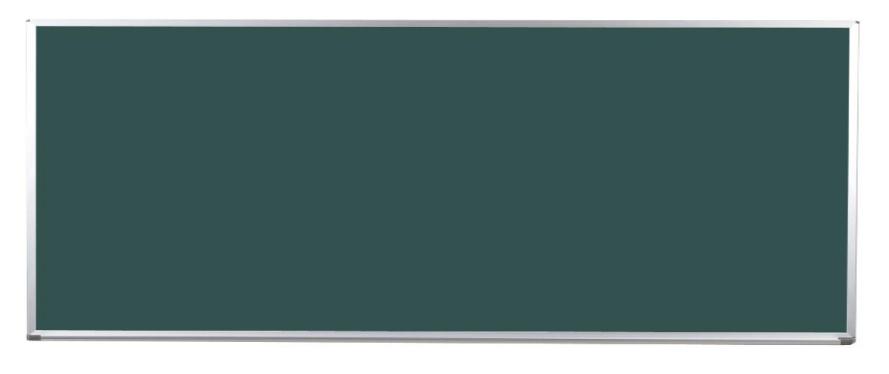 馬印 Pシリーズ 壁付ホーローグリーン黒板 片面 PG308