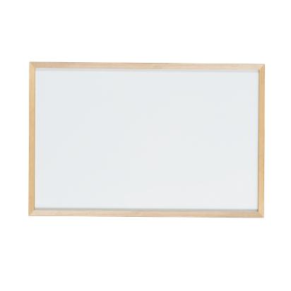 馬印 木枠ボード ホーローホワイトボード 900×600mm WOH23