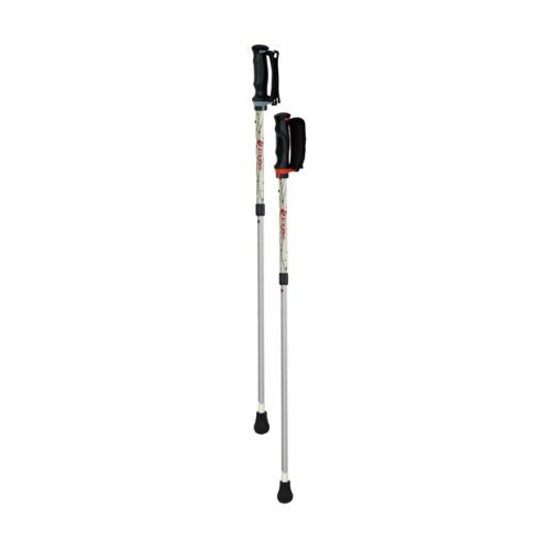 【送料無料】ひかる安心2本杖 ショートサイズ