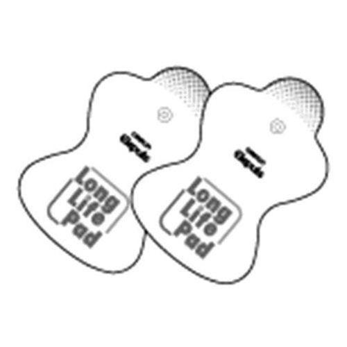 オムロンヘルスケア オムロン 永遠の定番モデル 無料サンプルOK ロングライフパッド 低周波治療器用