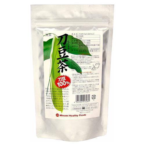 【送料無料】【ケース販売】刀豆茶(なたまめちゃ)(30袋入)〔ケース入数 24〕