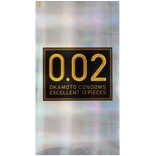 【送料無料】【ケース販売】うすさ均一0.02(ゼロゼロツー)EX(12個入)【コンドーム】〔ケース入数 144〕