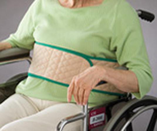 (人気激安) ズレ落ちることなく 体に負担がかかりません 車椅子用補助帯 車いす用安全ベルト 3658S-M 爆買い新作 車いす関連品