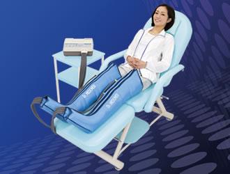 【送料無料】エアーマッサージ器<ドクターメドマー>両脚セットDM-6000【物理療法】【家庭用エアマッサージ器】【リンパマッサージ】【フットマッサージ】【血行促進・神経痛・筋肉痛】