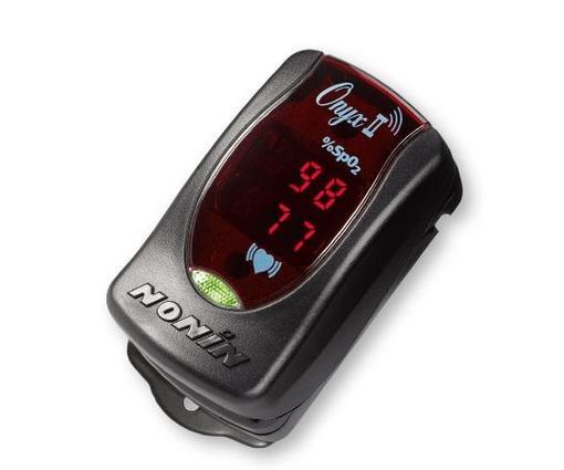 パルスオキシメータ【オニックスIIBT】9560 Bluetooth(R)機能を搭載 【パルスオキシメーター】【血中酸素濃度】【処置】【感染外来】【歯科】【病棟】【リハビリ】