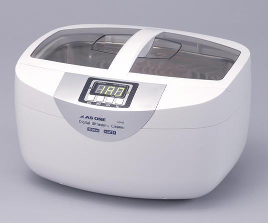 【送料無料】超音波洗浄器 槽容量:2.5L 290×223×185mm AS482