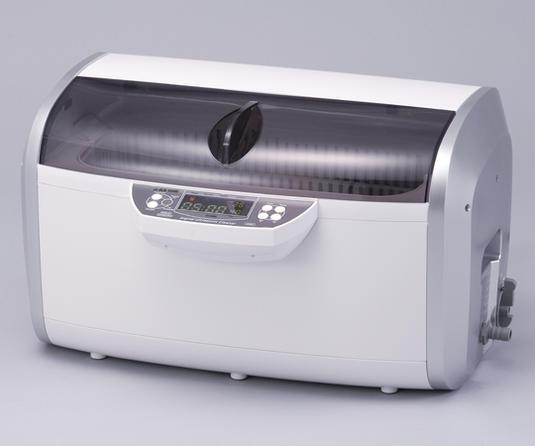 【送料無料】超音波洗浄器 槽容量:6L 438×300×250mm AS486