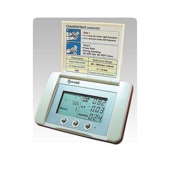 携帯型心拍変動測定器[チェック・マイハ-ト] CMH3.0