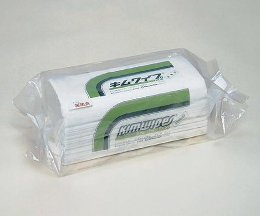 キムワイプ・ハンドタオル200 2枚重ね 電子線滅菌済 200組/袋×25袋入