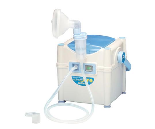 ネブライザー ミリコンPro SN-30S 耐久性抜群・静音設計 医療機関向け【呼吸関連】【吸入器】【新鋭工業】