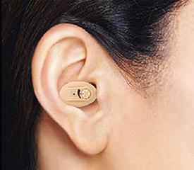 ニコン・イヤファッション補聴器 NEF-05【あす楽】【ポイント5倍+電池2パック】