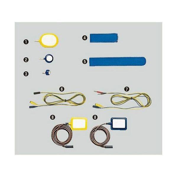 カイネタイザー専用部品 温調導子コードつき 黄色・1本 品番 KED186
