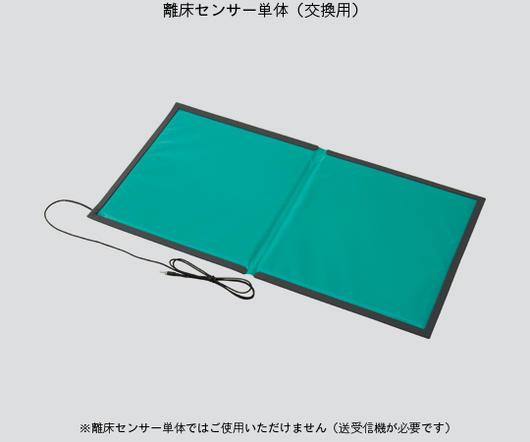 離床センサー 交換用マットのみ(ふむナールLWワイヤレス)00127A00離床センサー単品ではご使用いただけません【介護用品】【徘徊コール】【ナースコール】【在宅介護用品】