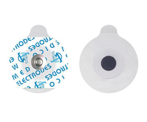 粘着性に優れており 正確で安定したモニタリングが可能です 価格 交渉 祝日 送料無料 ECG電極 Medico 35×30mm スタンダード 小児用 脈波関連 医療用 MSGST-37 心電図 50個入