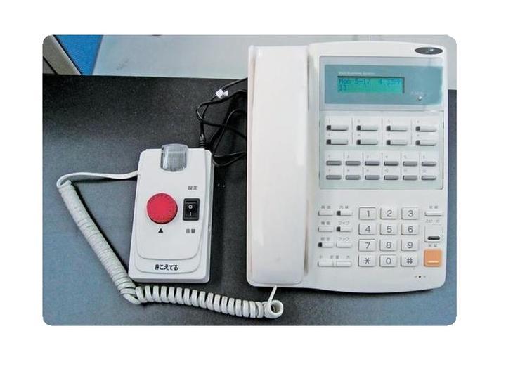 受話音増幅器 きこえてる TA-12【電話アダプター】【電話の音を大きく】【拡声器】【