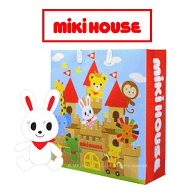 miki house(ミキハウス) 盛だくさん4点入ってます 新作夏サマー福袋 [サマーパック]  ミキハウス サマーパック (メーカー作成公式 夏物福袋) 【送料無料♪】