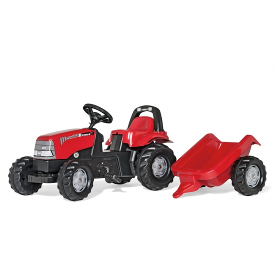 rolly toys ロリートイズ Caseキッズ トレーラー付き 012411