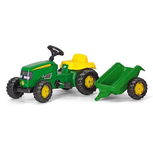rolly toys ロリートイズ ジョンディアーキッズワゴン RT012190